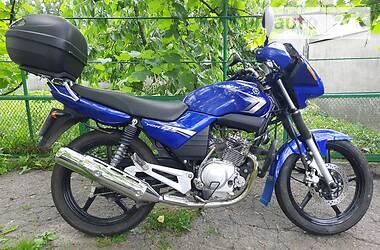 Мотоцикл Классік Yamaha YBR 125 2016 в Красилові
