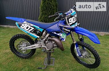 Yamaha YZ 125 2014 в Ивано-Франковске