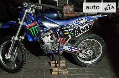 Yamaha YZ 250F 2004 в Самборе