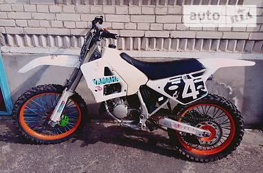 Yamaha YZ 1994 в Львове