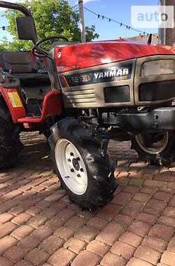 Трактор сельскохозяйственный Yanmar FV 230 2005 в Иршаве