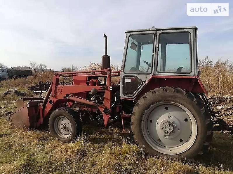 Трактор сільськогосподарський ЮМЗ 6Л 1991 в Новоайдарі