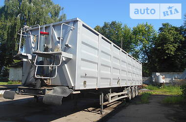 Зерновоз - напівпричіп Zaslaw D 653 2003 в Мені