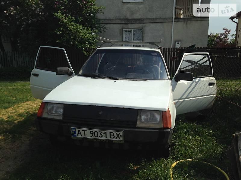 ЗАЗ 1102 Таврия 1992 в Ивано-Франковске