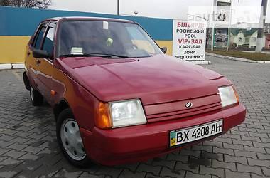 ЗАЗ 1103 Славута ksenon 5000k 2007