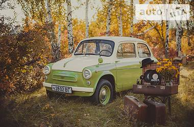 ЗАЗ 965 1966 в Луганске