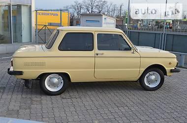 ЗАЗ 968 1989 в Маріуполі