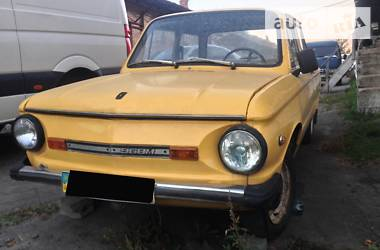 ЗАЗ 968 1988 в Хмельницком