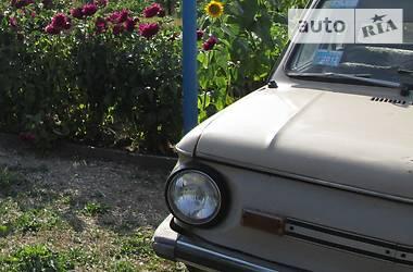 ЗАЗ 968 1990 в Тернополе