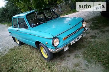 ЗАЗ 968 1982 в Хотині