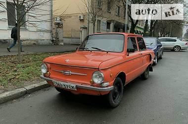 ЗАЗ 968 1974 в Полтаве