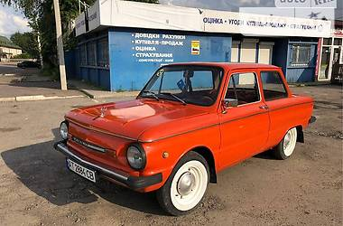 ЗАЗ 968М 1987 в Ивано-Франковске