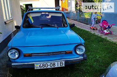 ЗАЗ 968М 1993 в Городенці