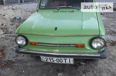 ЗАЗ 968М 1991 в Тернополе