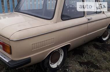 Купе ЗАЗ 968М 1984 в Надворной