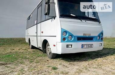 Микроавтобус (от 10 до 22 пас.) ЗАЗ A07А I-VAN 2006 в Белозерке