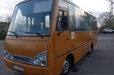 Туристический / Междугородний автобус ЗАЗ A07А I-VAN 2008 в Золочеве