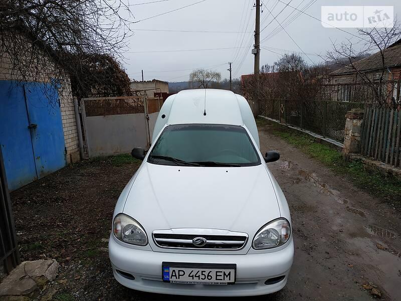 ЗАЗ Lanos Pickup 2012 в Кривом Роге