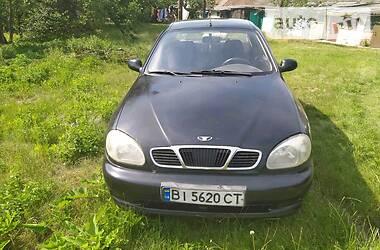 ЗАЗ Sens 2006 в Лохвице