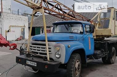 Автокран ЗИЛ 130 1992 в Куликівці