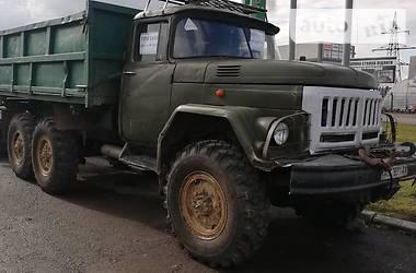 Самосвал ЗИЛ 131 1985 в Ужгороде