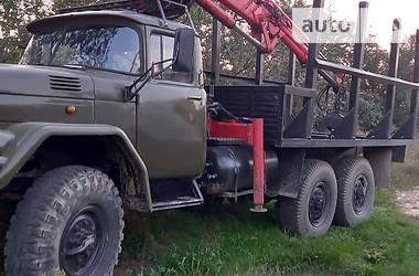 Лесовоз / Сортиментовоз ЗИЛ 131 1988 в Житомире