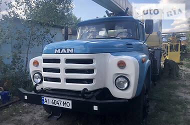 Автокран ЗИЛ 133 ГЯ 1990 в Киеве