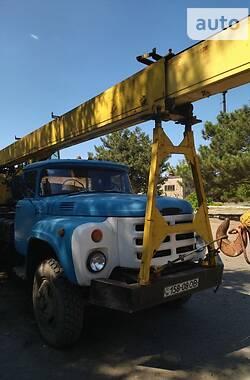 Автокран ЗИЛ 133 ГЯ 1989 в Белгороде-Днестровском