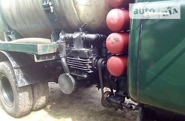 Машина ассенизатор (вакуумная) ЗИЛ 431412 1989 в Чернигове