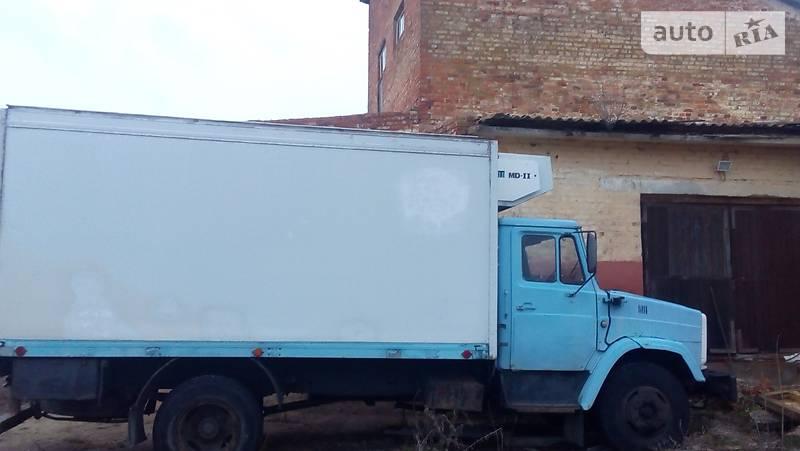 ЗИЛ 4331 1992 в Чернигове