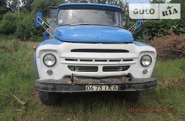Самосвал ЗИЛ 4502 1989 в Мукачево
