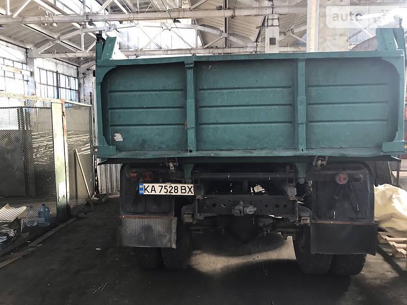 Самосвал ЗИЛ 4502 1992 в Киеве
