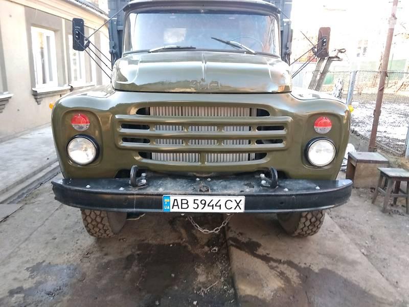 ЗИЛ ММЗ 554 1989 в Жмеринке