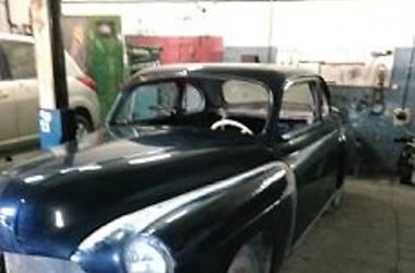 ЗИМ 12 1959 в Одессе