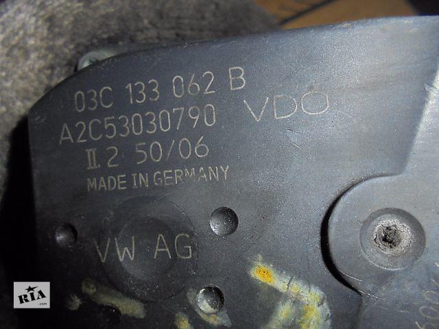 бу 03c133062b Б/у дросельная заслонка/датчик для легкового авто Skoda Fabia 2007 в Львове