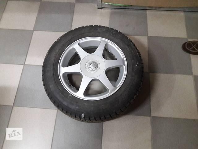 продам 195х65х15 Продам шины с дисками бу в Киеве