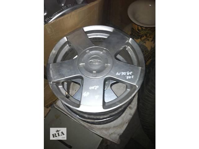 продам Комплект дисков на Форд Фиеста бу в Одессе