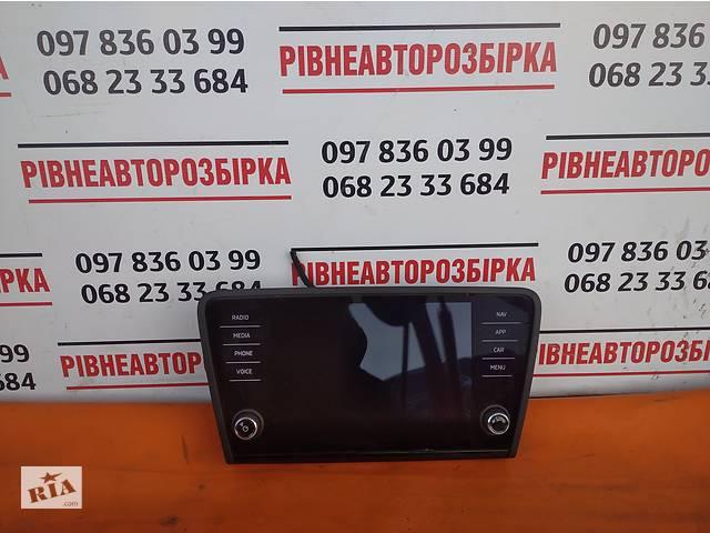 5E0919605M Б/У Монітори, екрани Skoda Oktavia A7- объявление о продаже  в Ровно