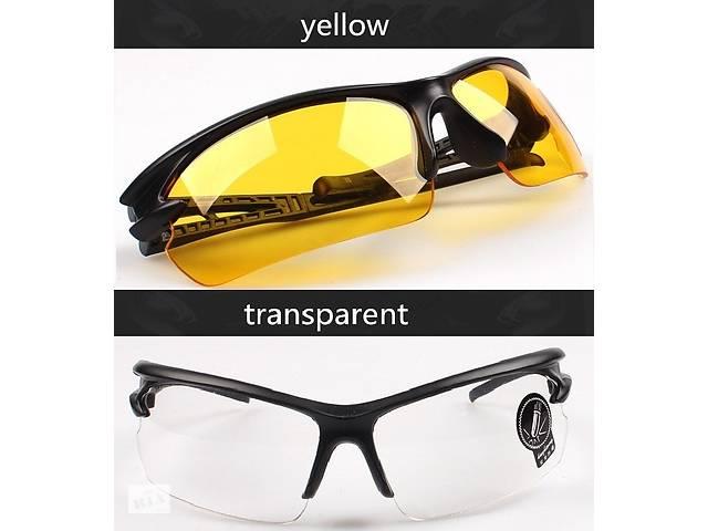продам Тактические, авто-вело вождения очки, UV400. бу в Киеве