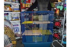 Вольер, клетка для крыс, дегу, хорька, шиншилл, белки, птиц 80х45х107h