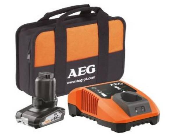 AEG Li1240BL Набір з акумулятора- объявление о продаже  в Ивано-Франковске