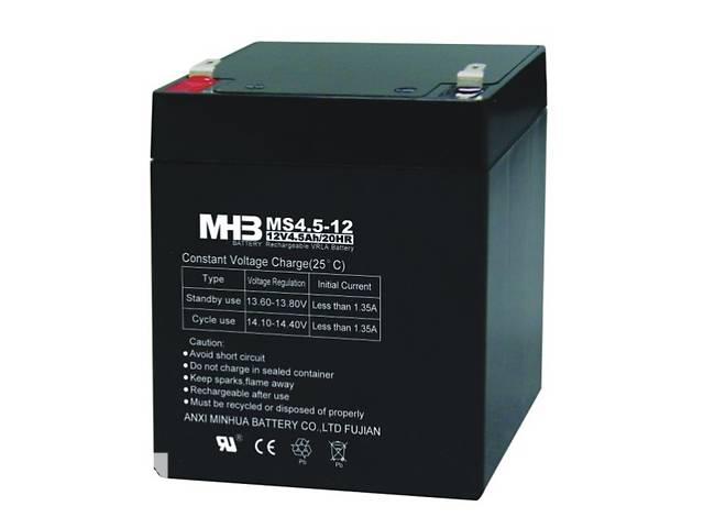 Aккумулятор AGM 4,5Ач 12В- объявление о продаже  в Запорожье