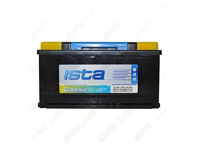 продам Аккумулятор автомобильный Ista Classic 100Ah L+ 800A (EN) бу в Одессе
