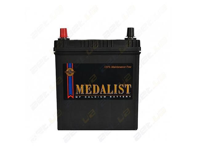 купить бу Аккумулятор автомобильный Medalist (42B19R) 40Ah JL+ 350A(тонкая клемма) в Одесі