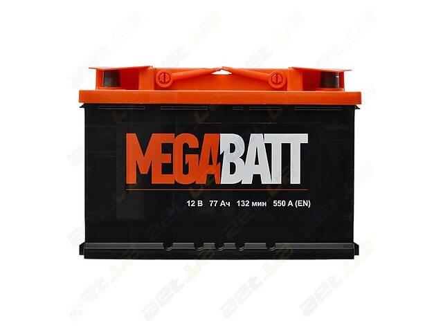 бу Аккумулятор MegaBatt 77Ah R+ 550A в Одессе