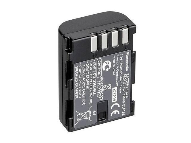 продам Аккумулятор Panasonic DMW-BLF19E для GH4, G9, GH5, GH5S (DMW-BLF19E) бу в Киеве