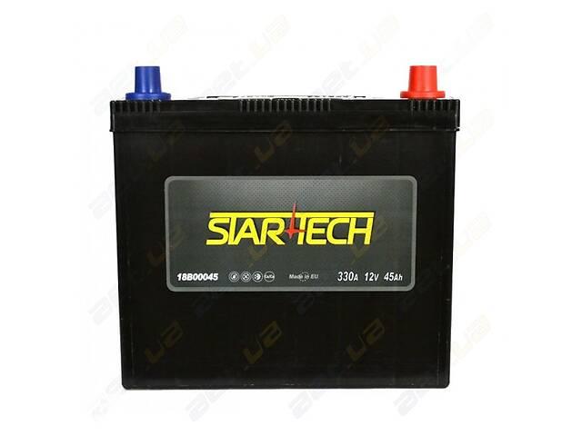 бу Аккумулятор Startech 45Ah JR+ 330A (тонкая клемма) в Одессе