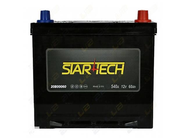 бу Аккумулятор Startech 60Ah JR+ 540A в Одессе