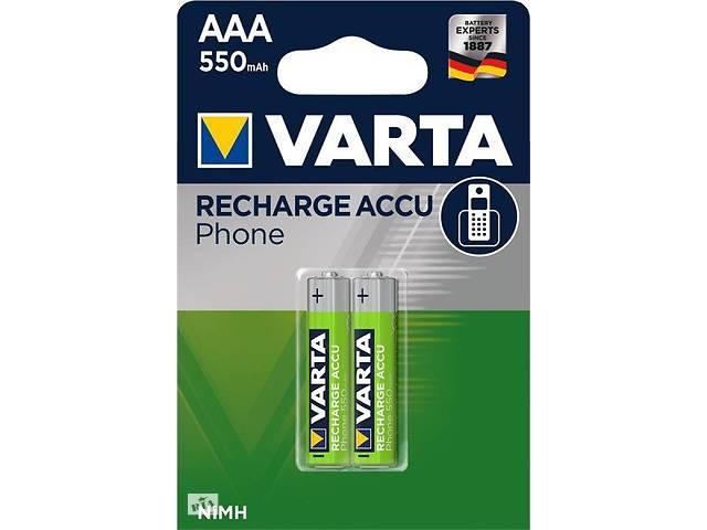 Аккумулятор VARTA Phone ACCU AAA 550mAh BLI 2 NI-MH- объявление о продаже  в Киеве