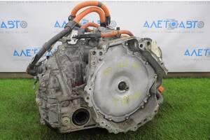 АКПП в сборе Toyota Prius V 12-17 вариатор CVT 130k, на з\ч, облом колокола, замята сбоку 30900-47130 разборка Алето Ав